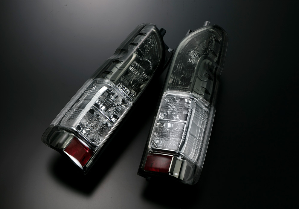 DazzFellows PURE STYLE TAIL LAMP for HIACE | ピュアスタイル テールランプ ハイエース(200)