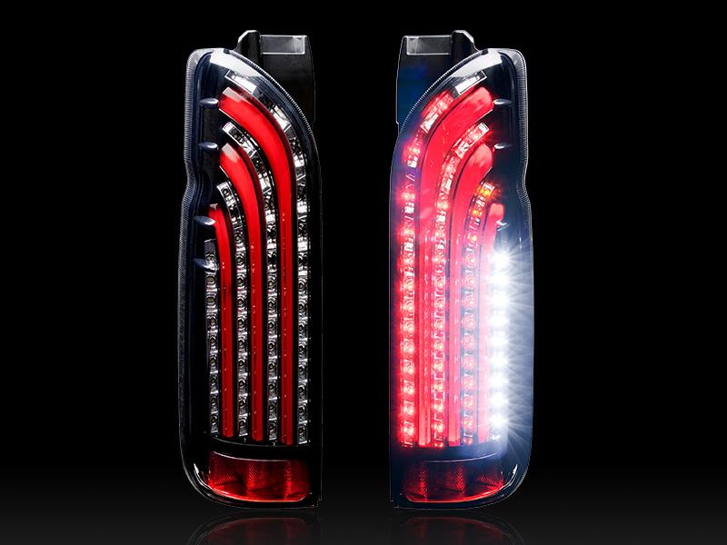 415コブラ テールランプ BS-RED