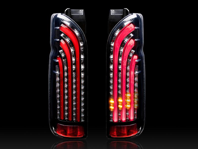 415コブラ テールランプ SQ-RED